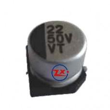 50V22UF 6x5