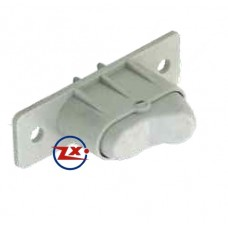 0050-10 – Chave Gangorra KCD7-101 2T 2A/8A 250V s/ marcação preta