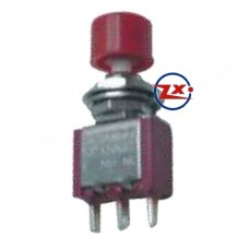 0119-1 - Chave Push Button DS-612 Vermelho Verde Preto
