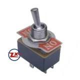 0127 - Chave com Alavanca - KN3A-2X2 ON-OFF-ON