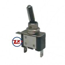 0133-3 - Chave com Alavanca - ASW-07D 25A 12VDC com Led VM VD AM AZ