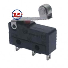 0063 - Chave Micro Switch - KW11-3Z-5-3T - 17mm com Roldana