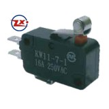 0066 - Chave Micro Switch - KW11-7-2 - 14mm com Roldana