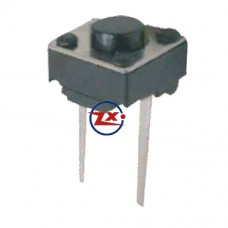 0072-2 - Chave Tactil - KFC-A06-6X6X4,3 2T 180°