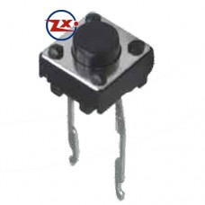 0072-3 - Chave Tactil - 6X6X4,3 CJ27 2T 180° Pt 6643
