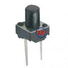 0072-6 - Chave Tactil - KFC-A06-6X6X9,5 2T 180°