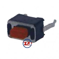 0087-4 Chave Tactil - KFC-A06-3X6X4,3 180° Vermelho