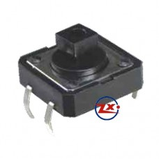 0093-1 - Chave Tactil - KFC-A06-12X12X7,3 4T 180°