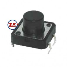 0093-8 - Chave Tactil - KFC-A06 12X12X8,5 4T 180°