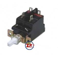 0159-1-1 - Chave Tecla - KDC-A04-1 8A/1 28A 250V 4T Com Trava