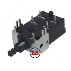 0159-2-24 - Chave Tecla -KDC-A13-2 com Base para PCI