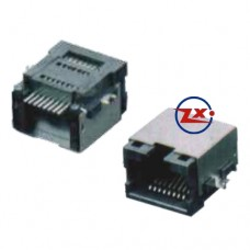 YH-09 8P8C - CONECTOR JACK SMD