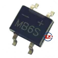 MB1S-MB10S - DIODO SMD