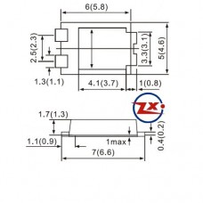 TO-227C - DIODO SMD