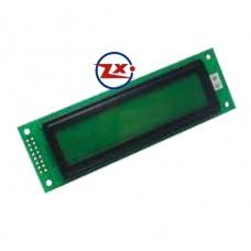 0009-3 20x2 sem Backlight com Backlight Verde