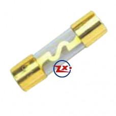 0189-2 - FUSÍVEL VIDRO - ZH229G 10x38 DOURADO