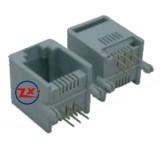 0754-2 - YH55-04 6P6C RJ12 CINZA