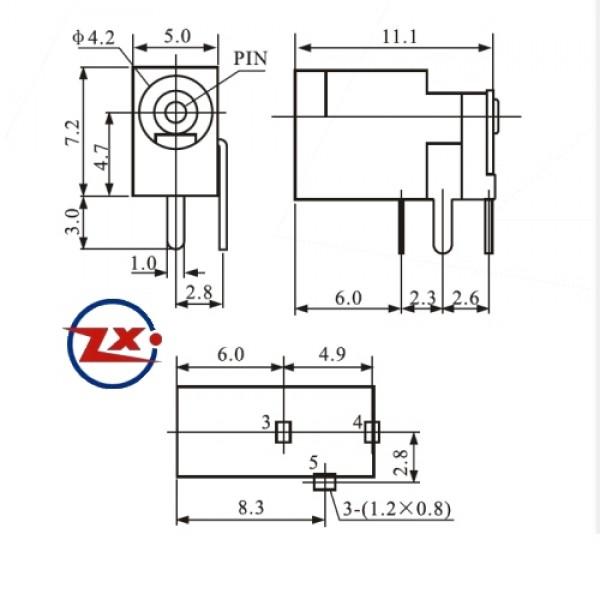 0215 - dc-002 j4 1mm