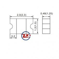 MF-0805 - MULT FUSE SMD