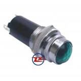 0166 - Sinalizador (olho de Boi) LD16-4 110/220V - Vermelho Verde Amarelo