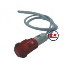 0170-1 - Sinalizador (Olho de Boi) PL-108T 24V 110V 220VAC