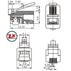 wiring diagram bt phone socket with Rj11 Modular Plug on Nissan Titan Trailer Wiring Diagram likewise Telephone Modular Plug in addition Telephone Box Dsl Wiring Diagram as well Bt Plug To Rj11 Wiring Diagram moreover Demarc Box Wiring Diagram.