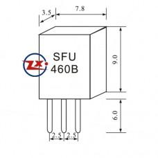 0017 - Ressonador - SFU460B-3P