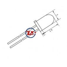 0004-1 - SENSOR LTR TRANSPARENTE 3mm / 5mm